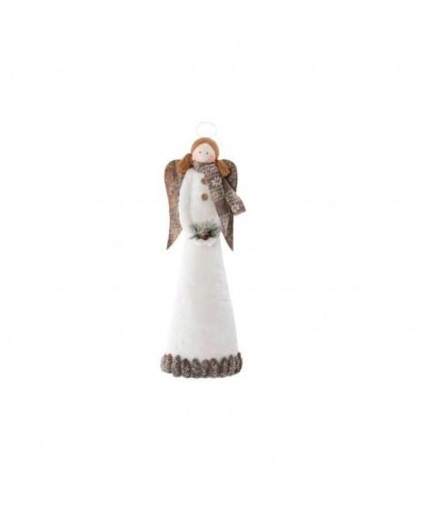 Figure Ange en polyester 20x14x55 cm