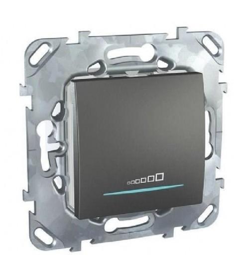 SCHNEIDER ELECTRIC Variateur poussoir Unicatop graphite