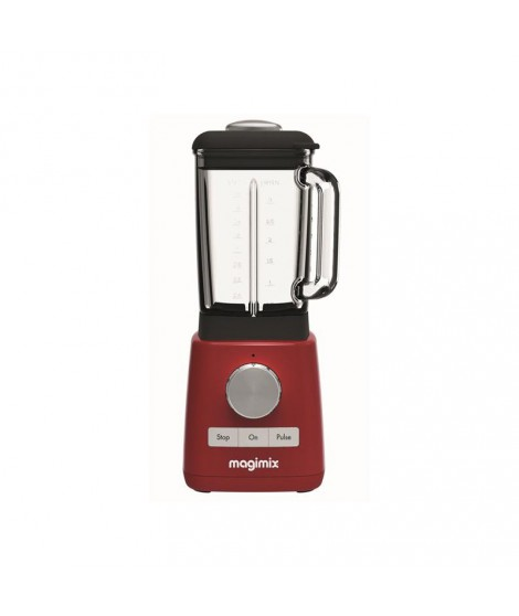 blender 1.8 l  rouge magimix