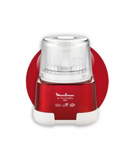 moulinette blender 1l5 rouge moulinex