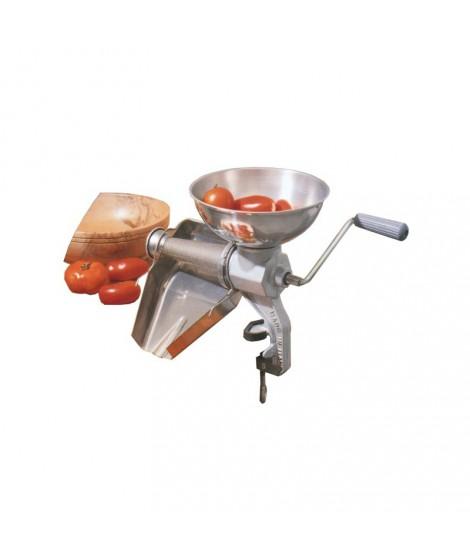 Appareil à coulis de tomates manuel n°5 en inox
