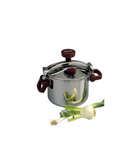 Cocotte Actua 8 litres Seb