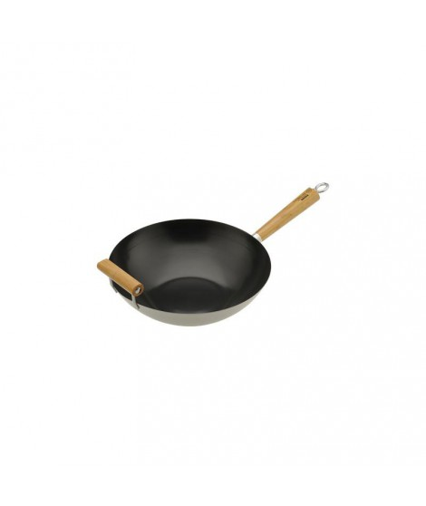 Wok Ching anti-adhérent 35 cm - Typhoon
