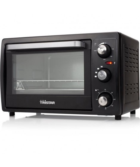 TRISTAR OV-1437-Mini four grill-19 L-800 W-Noir