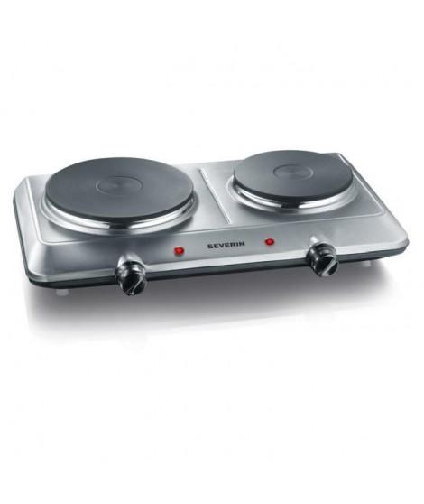 SEVERIN DK1014 Plaque de cuisson posable - Inox