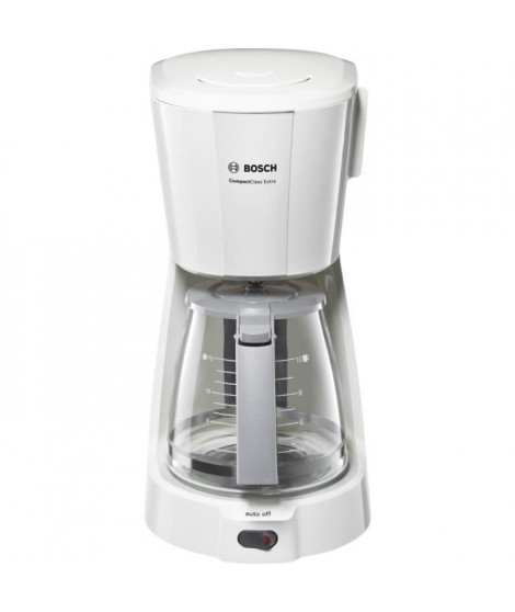 BOSCH Cafetiere ExtraCompact Class Blanc TKA3A031