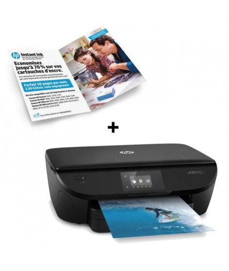 Imprimante HP Envy 5642 +  Forfait Instant Ink 50 pages