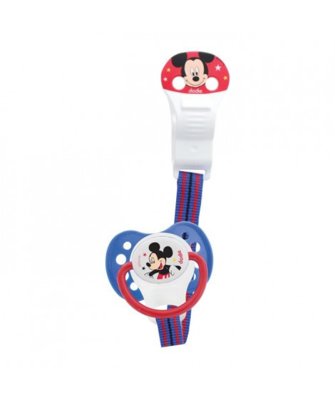 MICKEY Dodie Attache-Sucette Ruban
