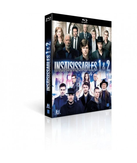Blu-ray pack Insaisissables 1 & 2