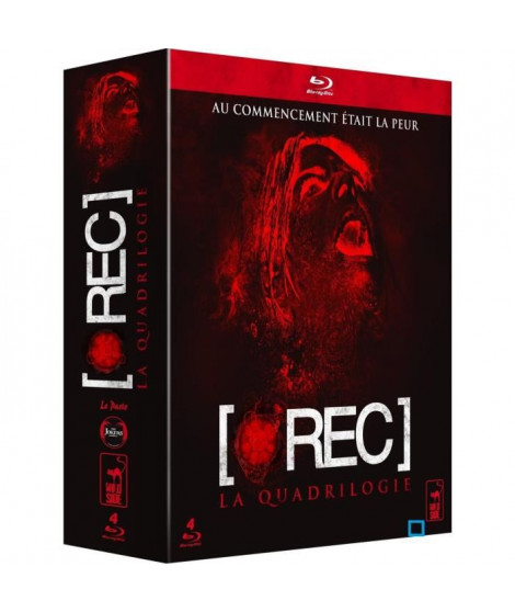 BLURAY REC INTEGRALE 1-4