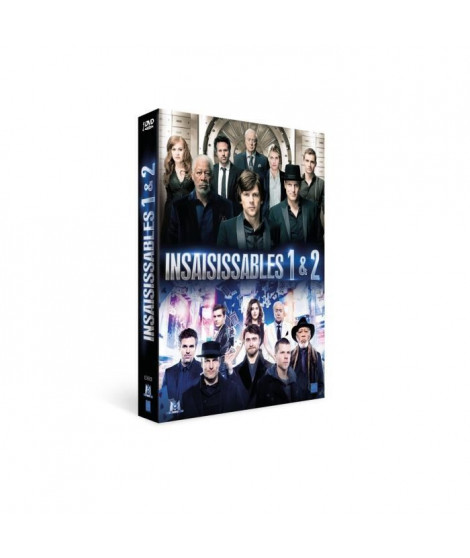 DVD Coffret Insaisissables 1 & 2