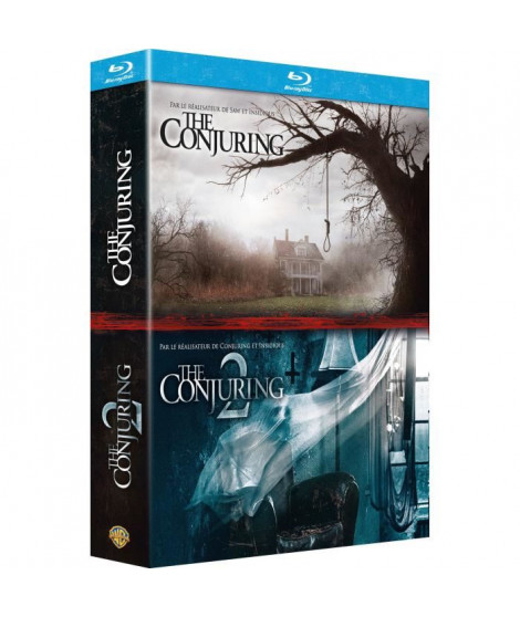 The Conjuring 1 et 2 - Coffret Blu-Ray