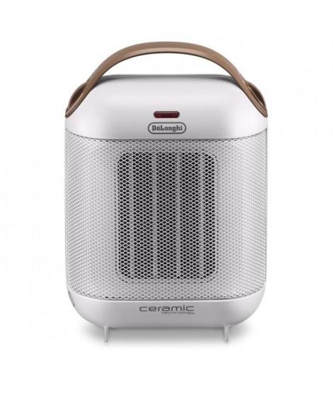 DELONGHI HFX30C18 Radiateur Soufflant céramique mobile - Ventilateur - 2 puissances