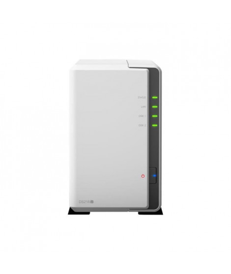 SYNOLOGY Serveur NAS 2 baies DS218j