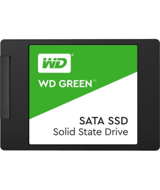 WESTERN DIGITAL Disque dur SSD Green - 120Go - 2.5""