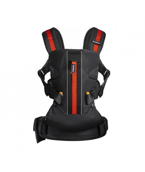 BABYBJORN Porte-bébé One Outdoors Noir