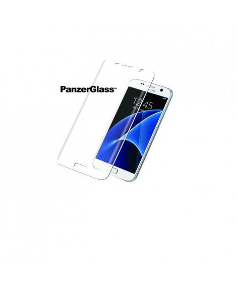 PANZERGLASS PET Film pour Galaxy S7 - Transparent