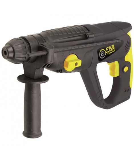 FARTOOLS Marteau Perforateur 1050W 3J 4 fonctions