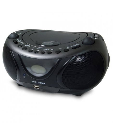 MET 477135 Radio CD-MP3 Bluetooth