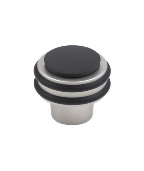 METAFRANC butoir de porte mur / sol zinc nickele - 38 x 45 mm