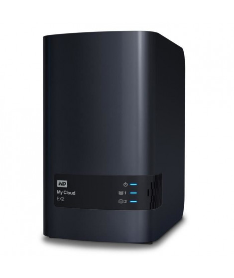 """WD NAS My Cloud EX2 Ultra 0To 3,5"""""""
