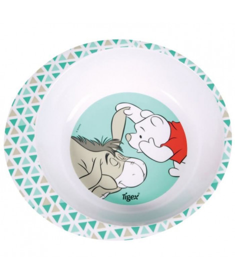 TIGEX Assiette Creuse Micro-ondes Winnie L'ourson