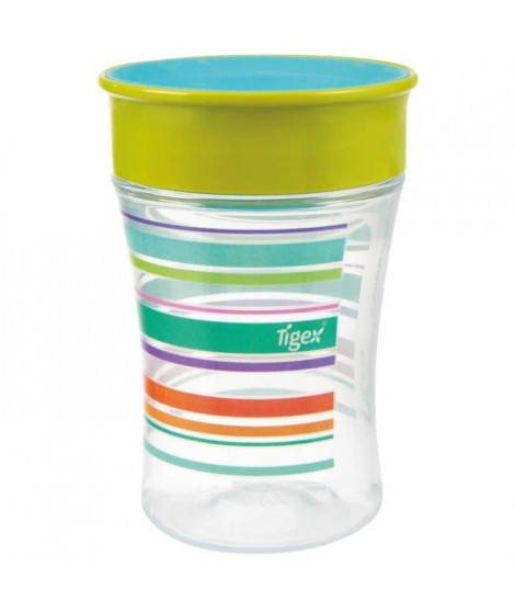 TIGEX Smart Cup Embout 360° 250ml Colors