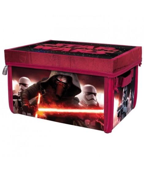 STAR WARS VII Boîte de Jeu et de Rangement Star Wars ZipBin Space Case