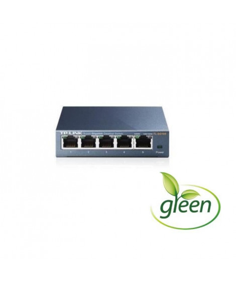 TP-Link Switch Gigabit 5 ports metal TLSG105