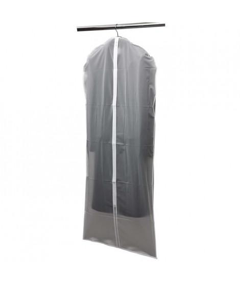 MHOME Housse de vetement longue EVE 134 61x137 cm transparent
