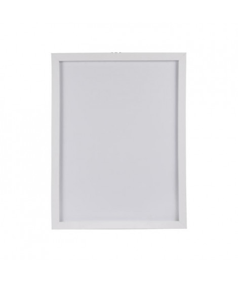 CODICO Cadre photo Loft Homea 30x40 cm blanc
