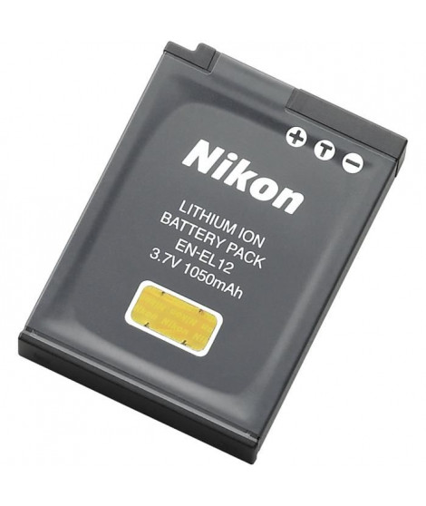 NIKON EN-EL12 Accumulateur Li-ion rechargeable