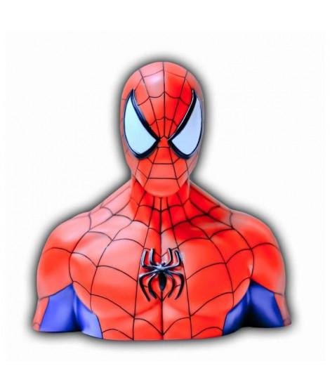 Tirelire buste Spider-Man