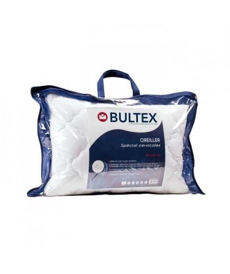 BULTEX Oreiller spécial cervicales 60x60 cm