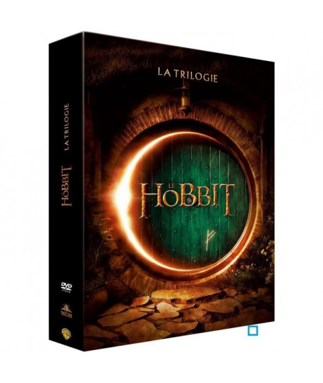 Coffret DVD LE HOBBIT Trilogie version ciné