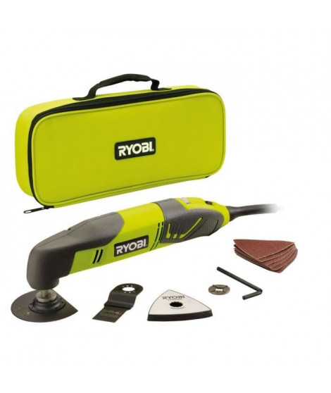 RYOBI Outil multifonction filaire 200 W