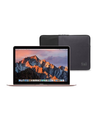 """APPLE MacBook MNYN2FN/A - 12"""" - Intel Dual Core i5 1.3GHz - Stockage 512 Go - Rose Gold + Sacoche 11,6""""-13,3"""""""
