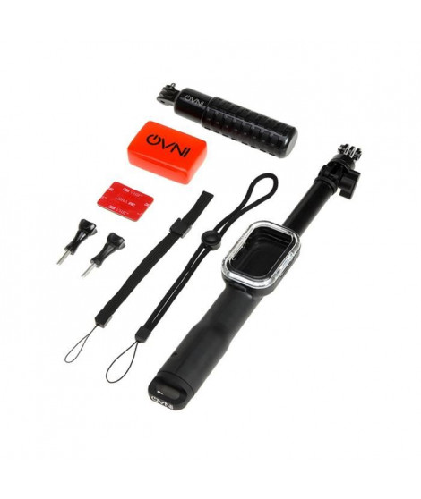 OVNI PACK-WATERPROOF - Pack accessoires waterproof pour GoPro  - OVNI