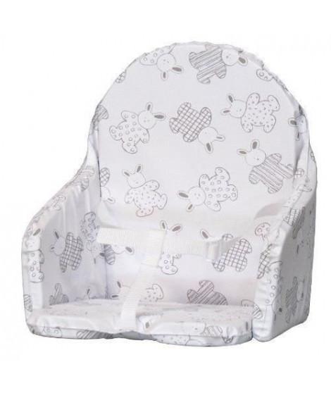 BAMBISOL Coussin de chaise avec sangles