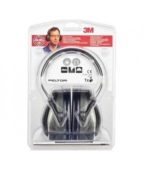 3M Casques de protection auditive Optime II - Grand confort