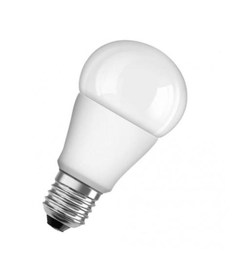 OSRAM Ampoule Led E27 dépolie blanc froid 9W équivalent 60W Star