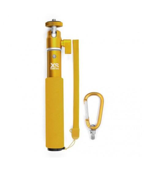 Xsories - U-Shot Perche téléscopique Selfie waterproof 18 a 49cm pour appareils photos et caméra d'actions GoPro GOLD