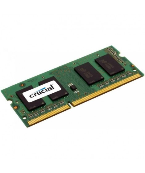 Crucial 2Go DDR3 1600MHz CL11 PC3-12800 SODIMM