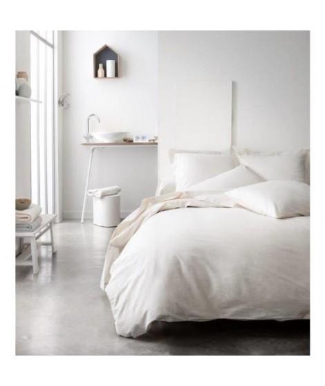 TODAY Housse de couette 240x260 cm ivoire