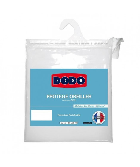 DODO Protege-oreiller Noé 45x70 cm