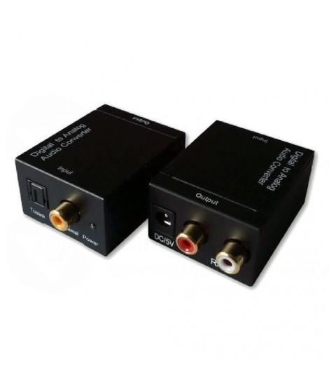 Convertisseur DAC Audio : Numérique / Analogique