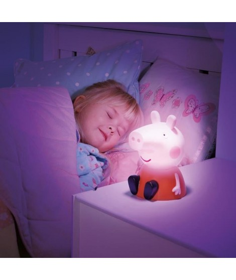 Worlds Apart - PEPPA PIG Lampe Veilleuse GoGlow