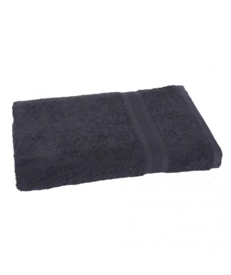 Drap de bain ELEGANCE anthracite 70x140 cm