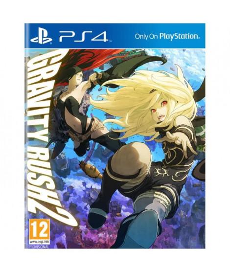 Gravity Rush 2 Jeu PS4