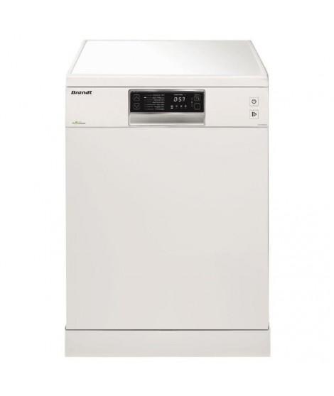 BRANDT DFH13534W Lave-vaisselle
